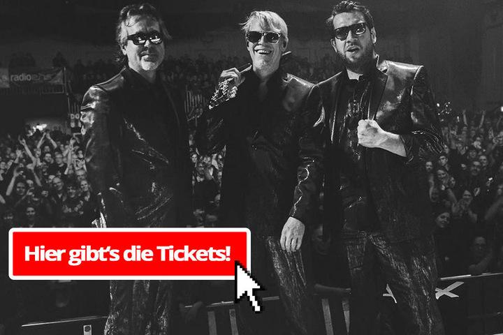 Tickets bekommst Du ab 25,90 Euro! Einfach klicken!