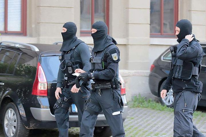 Die Beamten der Bundespolizei sollen für mehr Sicherheit in Sachsen sorgen.