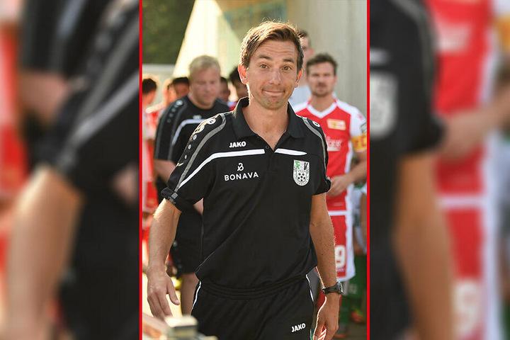 André Meyer zuletzt Coach bei Regionalligist Fürstenwalde.