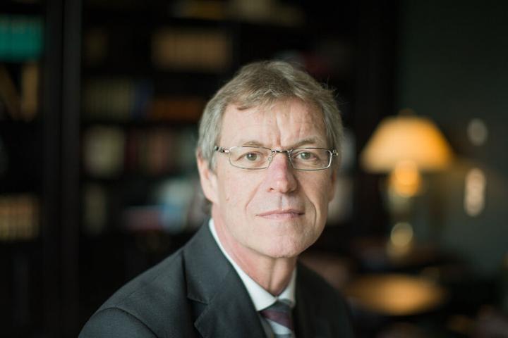 Der persönlich haftende Gesellschafter von Vorwerk, Reiner Strecker.