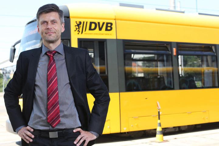 DVB-Vorstand Lars Seiffert (49).