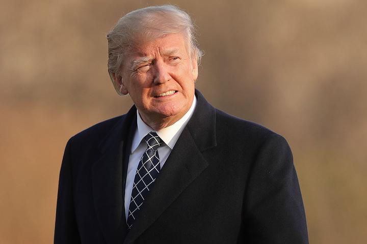 US-Präsident Donald Trump (71)