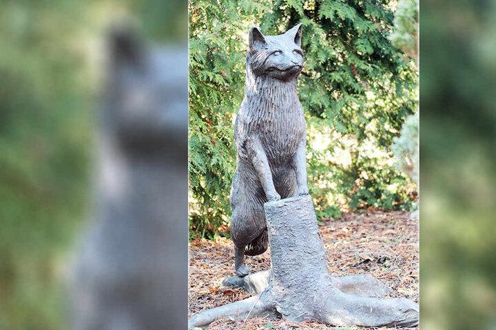 Der Fuchs wurde das erste Opfer der Buntmetalldiebe.