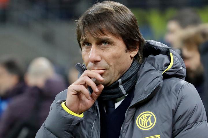 Seit Mai 2019 Chefcoach bei Inter Mailand: Antonio Conte.