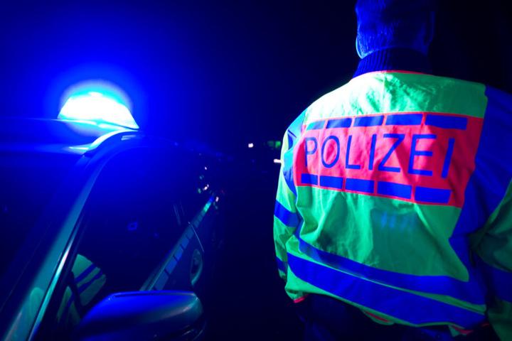 Der Vater hatte nach Angaben der Polizei die Kontrolle über das Auto verloren. (Symbolbild)