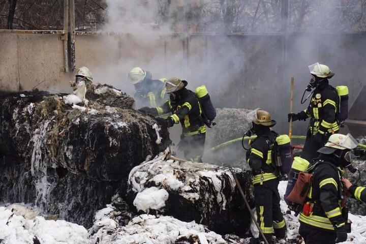 Bisher ist noch nicht klar, was die genauen Brandursachen sind.