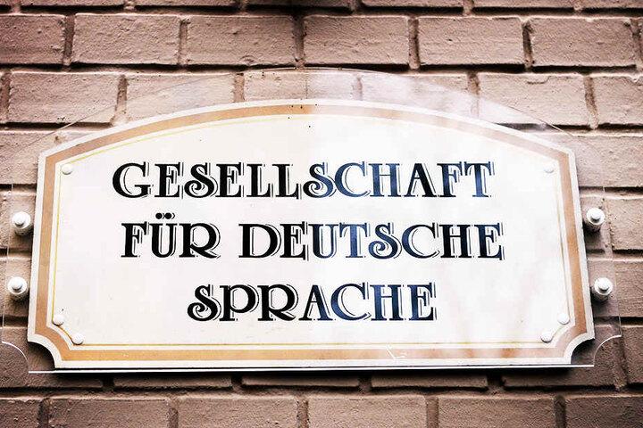 """Die Gesellschaft für deutsche Sprache kürt """"Das Wort des Jahres"""" seit 1977 (Archivbild)."""