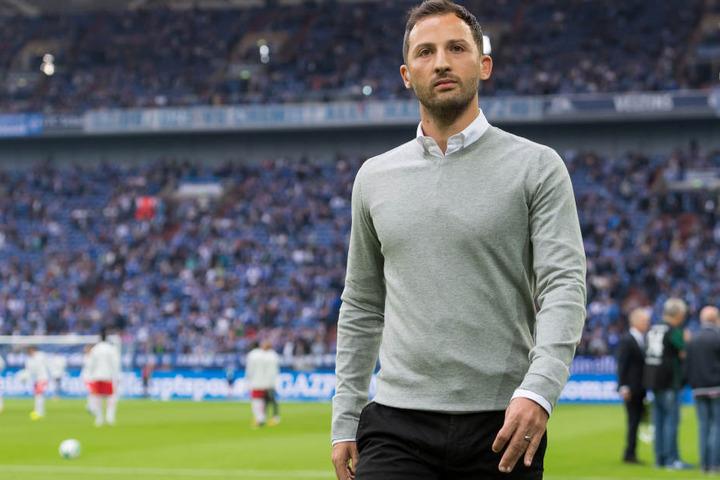 Ex-Aue-Trainer Domenico Tedesco