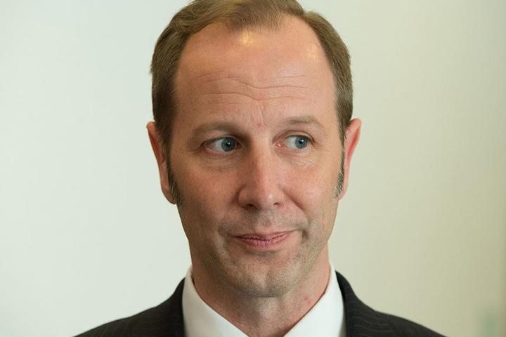 Der Ravensburger Oberbürgermeister Daniel Rapp (CDU).