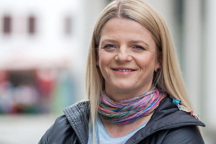 Für Susanne Schaper (40, Linke) ist die Ausgewogenheit zwischen privaten und kommunalen Kitas nicht gefährdet.