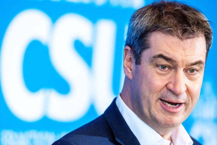 Markus Söder hat klare Vorstellungen im Hinblick auf die Zukunft der CSU.