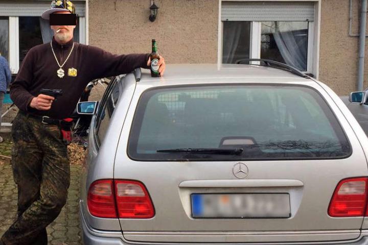 Mit diesem Fahndungsbild suchte die Polizei nach Jörg W..