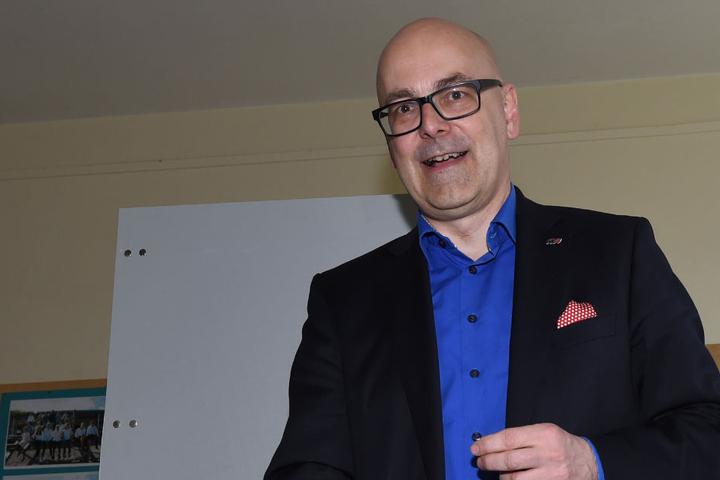 Verlierer des Tages: Torsten Albig (53, SPD) liegt nach ersten Prognosen bei 26 Prozent.