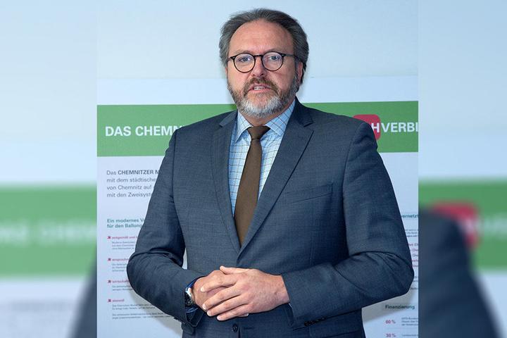 Warf seinem saarländischen Kollegen unsolidarisches Verhalten vor: Sachsens Wirtschaftsstaatssekretär Stefan Bangs (SPD).