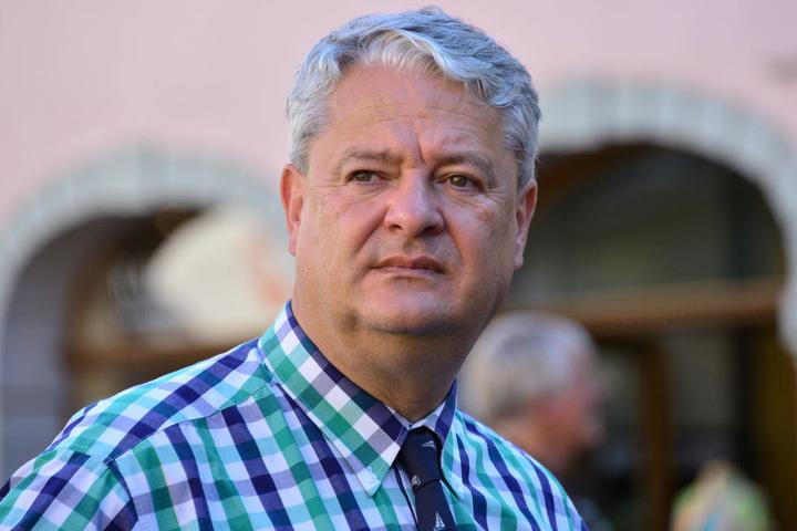 Lutz Hasse, Datenschutzbeauftragter in Thüringen.