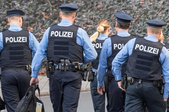 Die Polizisten in Thüringen fühlen sich zum Großteil hilflos.