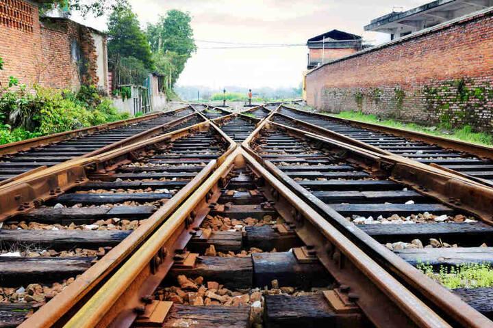 In Burgstädt waren mehrere Kinder im Gleisbereich. (Symbolbild)