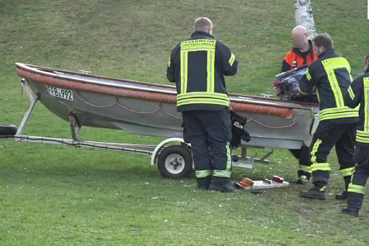 Augenzeugen alarmierten den Rettungsdienst.