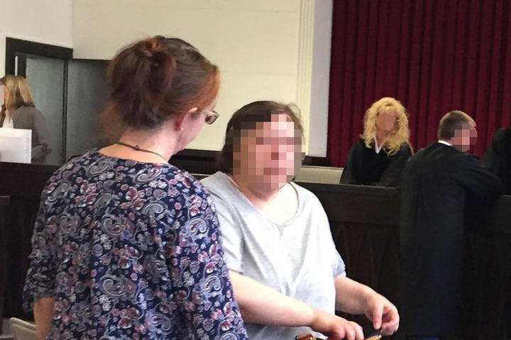 Christel P. (52, Mi) muss vor dem Paderborner Landgericht aussagen.