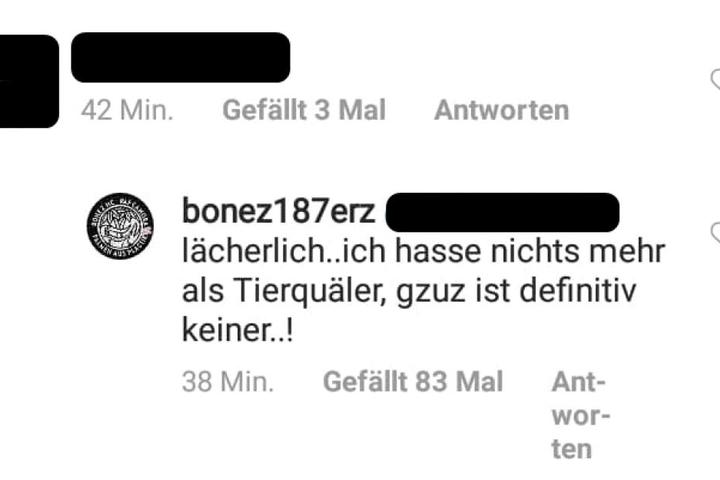 Das Statement von Bonez MC zu den Vorwürfen gegen Gzuz.