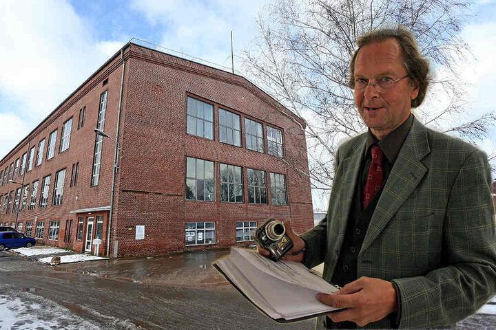 Thomas Spring (62) wurde als Kurator der Landesausstellung 2020 benannt, die im Zwickauer Audibau aufgebaut wird.