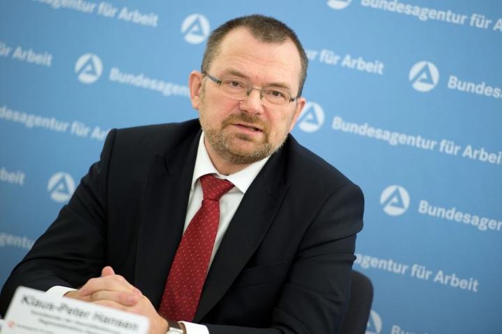 Die Löhne steigen, doch die Abstände bleiben, so Sachsens Arbeitsagentur  Klaus-Peter Hansen (54).