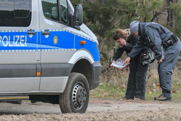 Zuletzt suchte die Polizei vor allem in Brandenburg.