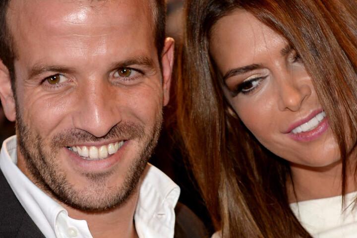 Von 2013 bis 2015 waren Sabia und Rafael van der Vaart (35) ein Paar.