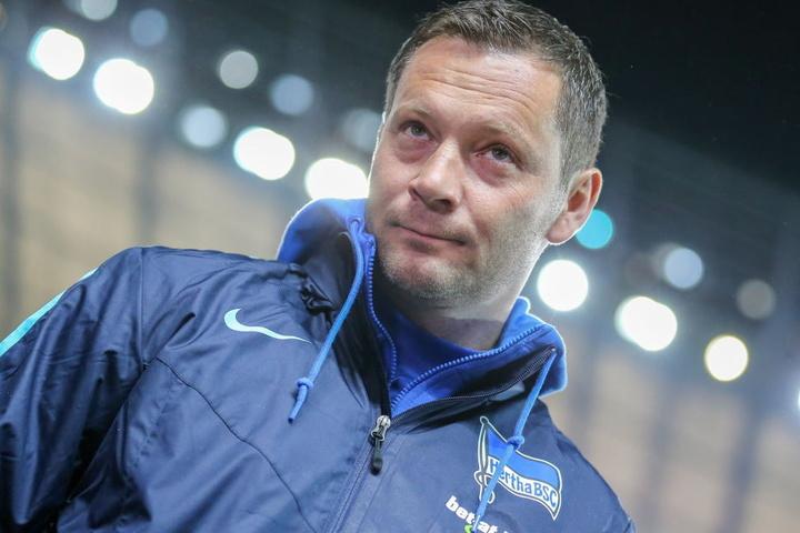 Berlin-Trainer Pál Dárdai (40).