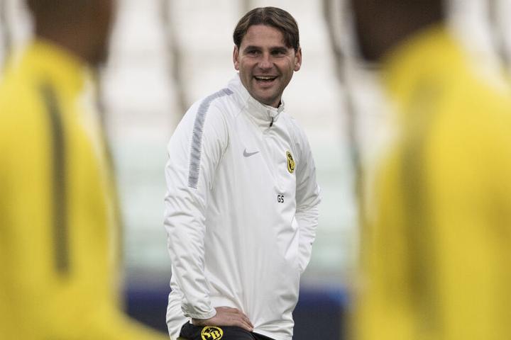 Gerardo Seoane holte mit den Young Boys Bern in diesem Jahr die Schweizer Meisterschaft.