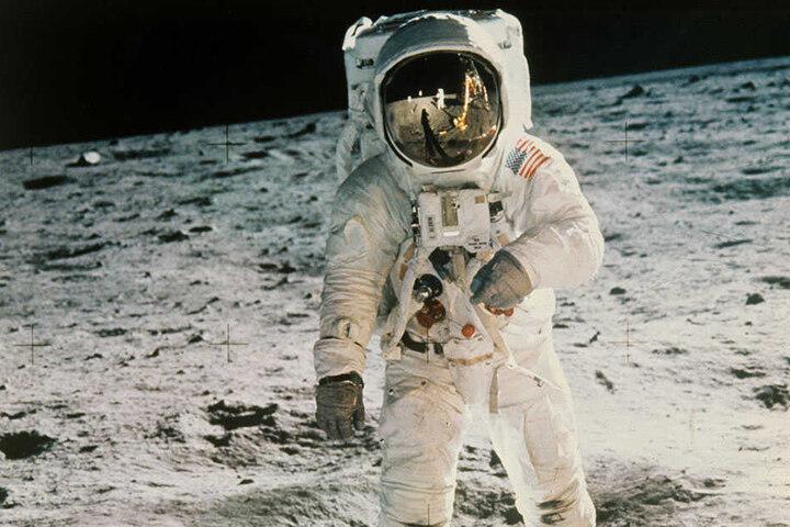 Vor 50 Jahren betrat erstmals ein Mensch den Mond. Für den Dresdner Wissenschaftler ist es das Größte, was die Raumfahrt in ihrer Geschichte zu bieten hat - bisher!