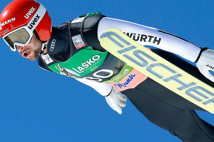 Skispringer Markus Eisenbichler will bei der Vierschanzentournee wieder überzeugen.