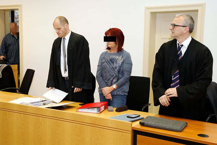 Das Verfahren gegen Maria T. (56) wurde eingestellt.