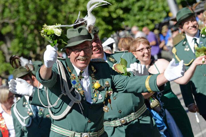 Die Schützen werden sich in Worbis feiern lassen.