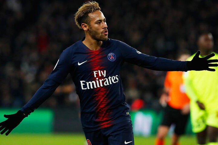 Sportlich läuft es hingegen bei Paris Saint-Germain und Neymar.