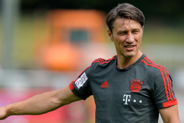 Niko Kovac will mit dem FC Bayern München den Supercup gegen Eintracht Frankfurt gewinnen.