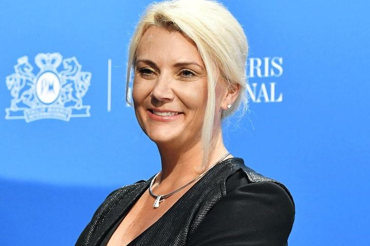 Stacey Kennedy, ehemalige Deutschlandchefin von Philip Morris (PMI). Sie holte das neue Werk nach Dresden. Inzwischen ist sie PMI-President der Region Süd- und Südostasien.