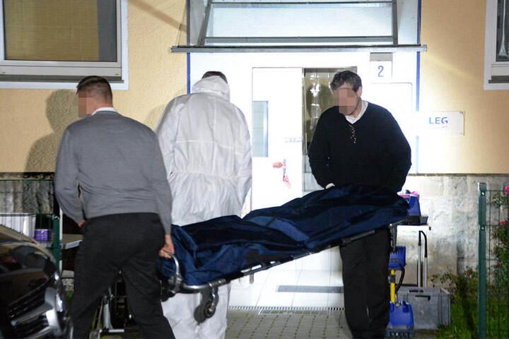 Die Leichen der beiden wurden in einer Wohnung an der Immelmannstraße gefunden.