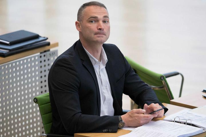 Sebastian Wippel (36) könnte der erste AfD-Oberbürgermeister Deutschlands werden.