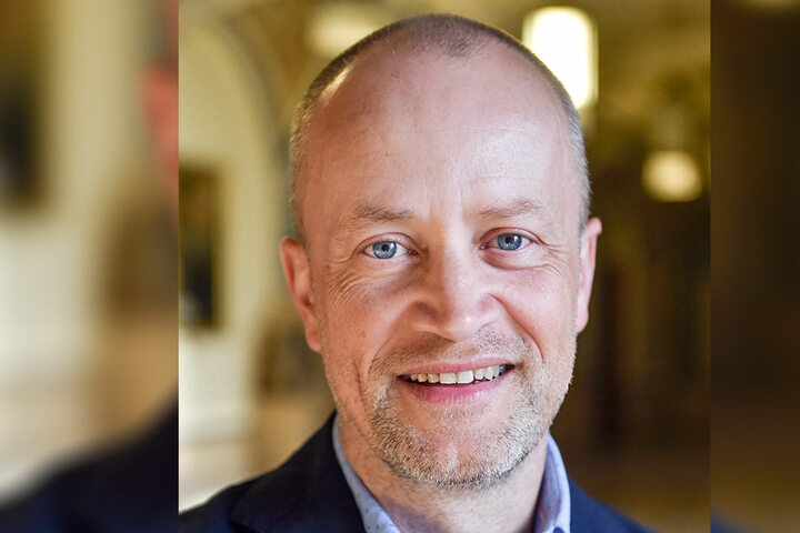 Im Frühjahr war noch alles gut - inzwischen ist Mathias Hofmann (51), Chef  der Kindervereinigung, das Lachen vergangen.