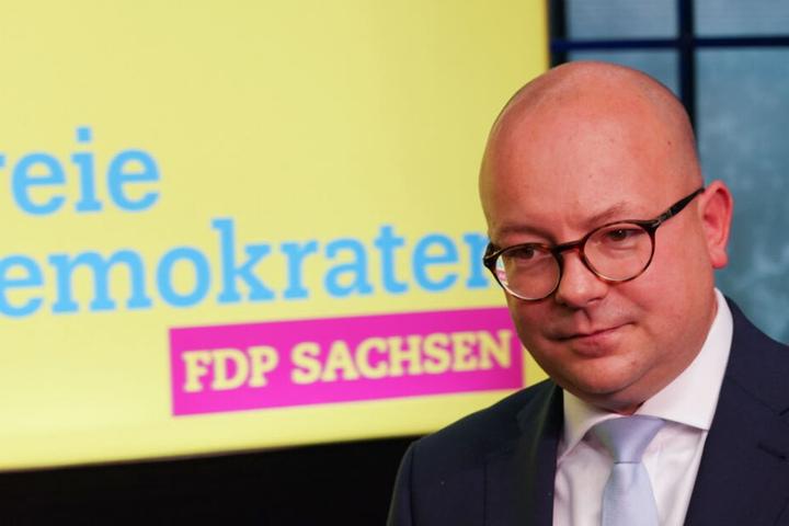 Der Bundestagsabgeordnete Frank Müller-Rosentritt (37) ist neuer Vorsitzender der sächsischen FDP.