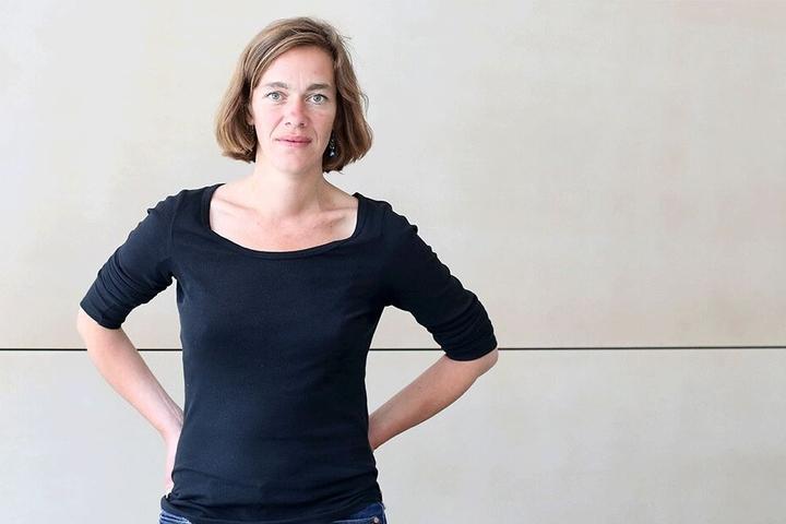 Juliane Nagel (40, Linke) könnte ihren Wahlkreis in Leipzig erneut gewinnen.