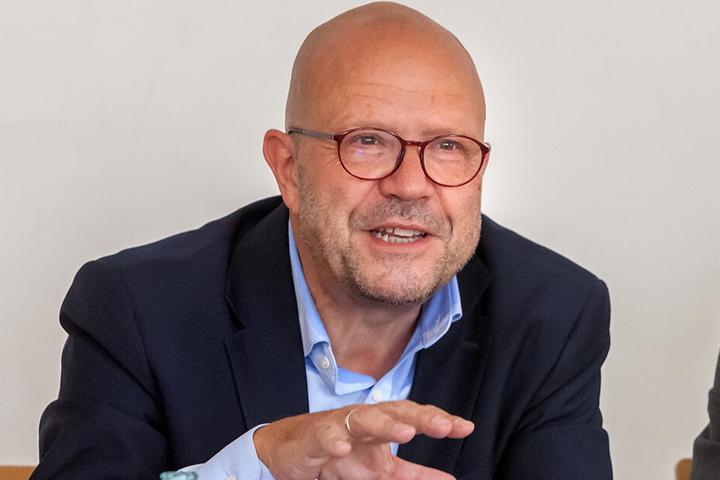 CVAG-Sprecher Stefan Tschök (61).