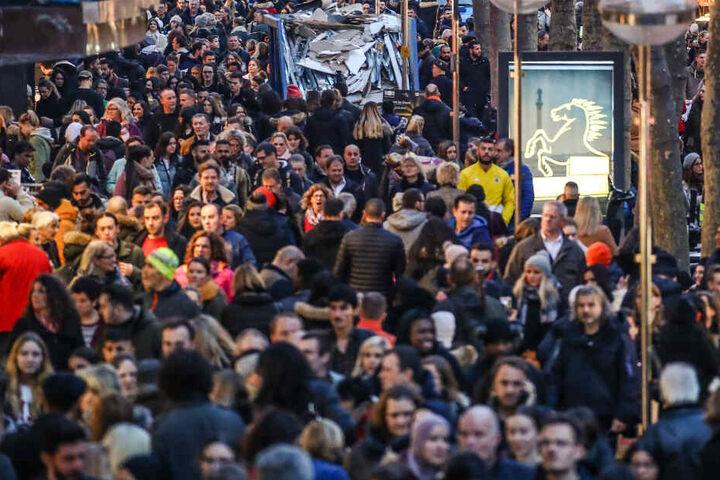 Schätzungsweise 11,1 Millionen Menschen lebten Ende 2019 in Baden-Württemberg.