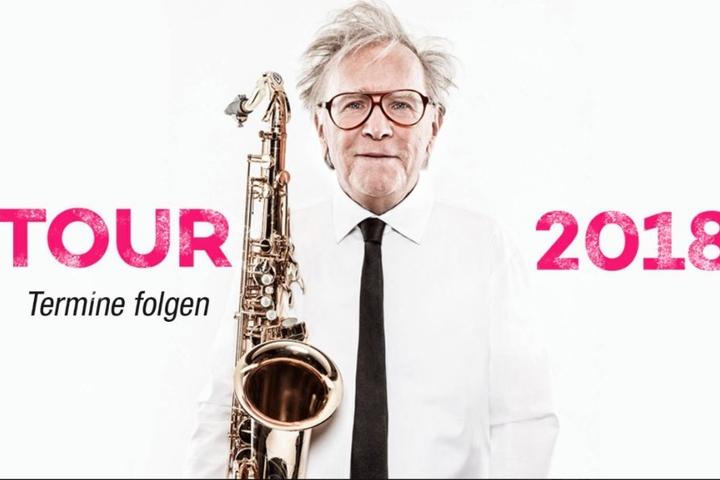 Neben Klaus Doldingers Band Passport, stehen auch Max Mutzke und Joo Kraus auf der Bühne.