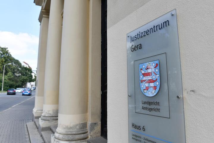 In Gera wird der Prozess verhandelt.