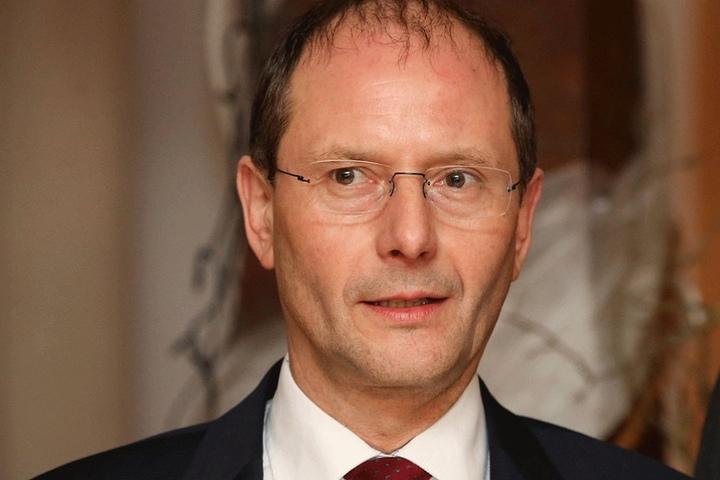 Sachsens Innenminister Markus Ulbig beobachtet die Entwicklung mit Sorge.