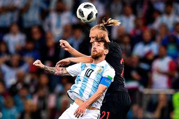 Adios, Lionel!? Ein starkes Kroatien zerlegte Argentinien mit Superstar Messi in Einzelteile.
