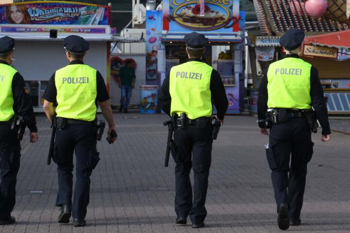 Auch die Polizei ist bei der Anti-Terror-Übung dabei. (Symbolbild)