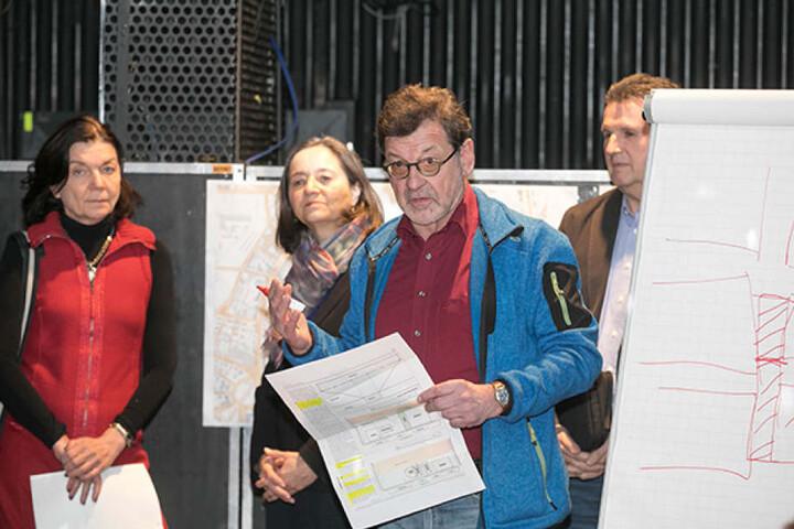 Das von Reinhard Koettnitz (62) geleitete Amt erteilt Anmeldern die Sondernutzungserlaubnis.